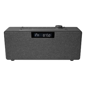 MEDION® LIFE® P64131 Vertikales Micro-Audio-System, 2 x 15 W RMS, LC-Display mit Hintergrundbeleuchtung, PLL UKW, RDS, CD-Player, Wiedergabe von Musikdateien vom USB-Stick  (B-Ware)