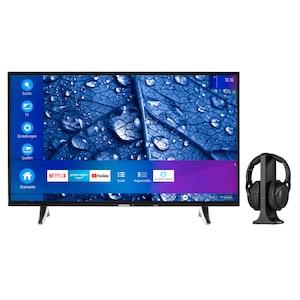 MEDION® BundelDEAL ! LIFE® P14026 39 inch Smart-TV & E62003 Koptelefoon