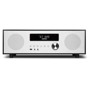 MEDION® LIFE® X64400 2.1 All-in-One Audio System mit CD-Player, Bluetooth® & DAB+, 2 x 20 W RMS Lautsprecher und 40 W RMS Subwoofer