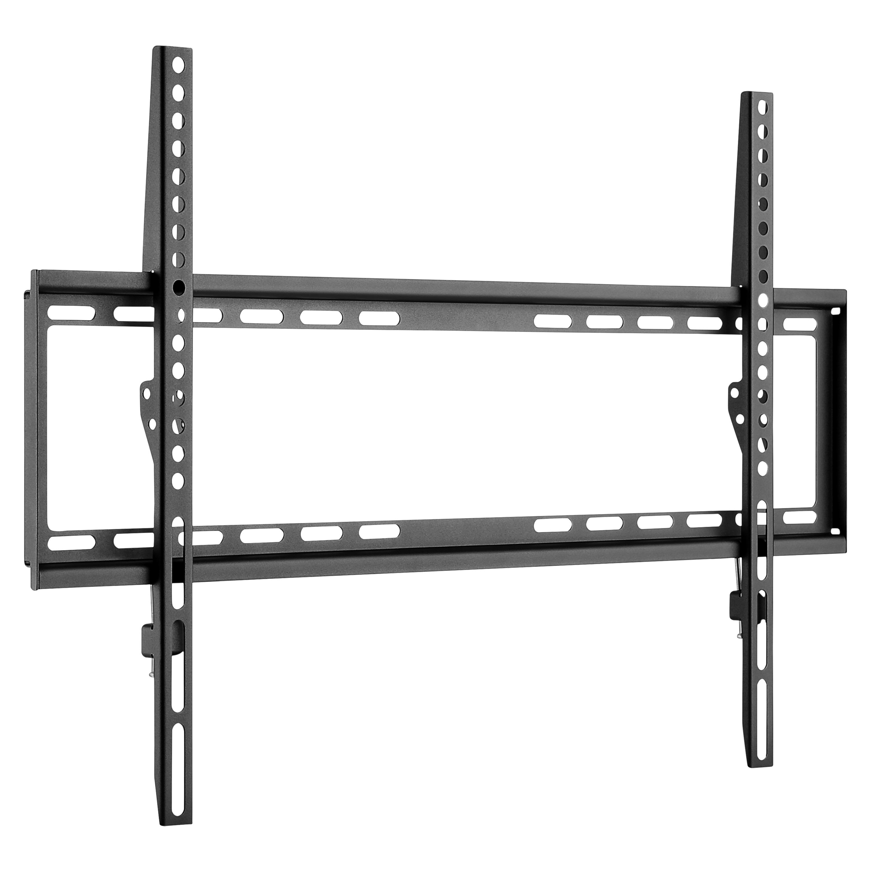 WENTRONIC Basic FIXED (L) Wandhalterung, für Fernseher von 94-178 cm (37''-70''), maximale Tragelast 35 kg