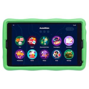 MEDION® LIFETAB® E10440 Kids Tablet, 25,7 cm (10,1) HD Display, Betriebssystem Android™ 10, 32 GB Speicher, 3 GB RAM, Quad-Core Prozessor, Google Kids Space, inkl. Schutzhülle