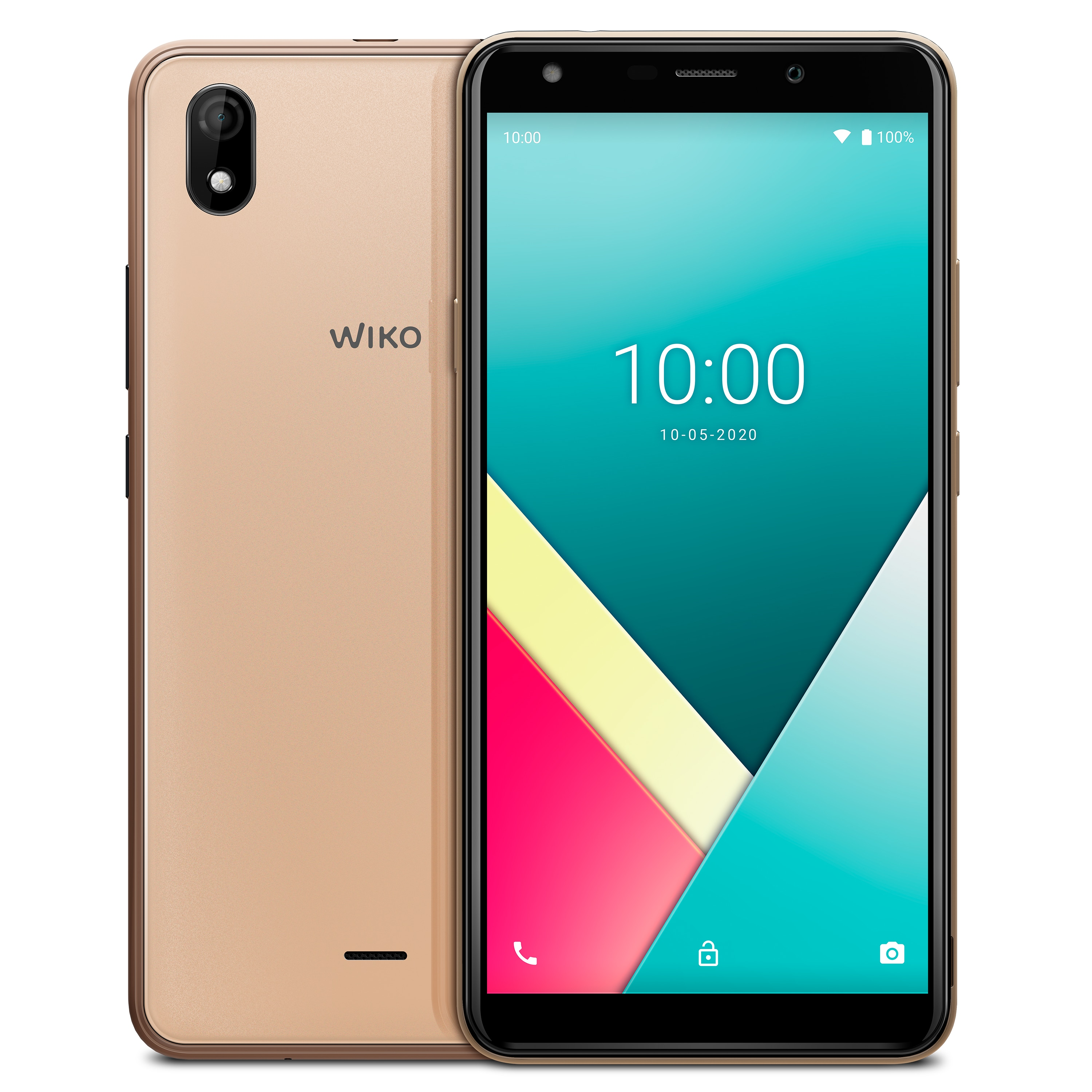 WIKO Y61, gold
