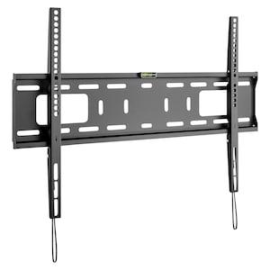 GOOBAY Pro FIXED (L) Support mural, pour téléviseurs de 94-178 cm (37-70 pouces), charge max. 50 kg