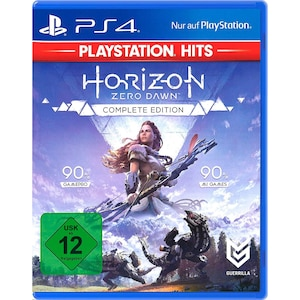 SONY PS4 Game Horizon Zero Dawn -  Complete Edition (Disc-Version)