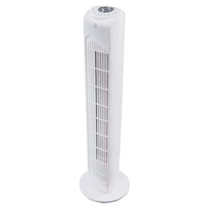 MEDION® Torenventilator MD 10319   3 snelheden   45 Watt vermogen   omschakelbare zwenkfunctie   incl. afstandsbediening