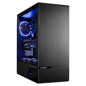 MEDION® ERAZER® Enforcer X10, Intel® Core™ i7-10700K, Windows 10 Home, RTX™ 3080, 2 TB SSD, 4 TB HDD, 32 GB RAM, High-End Gaming PC