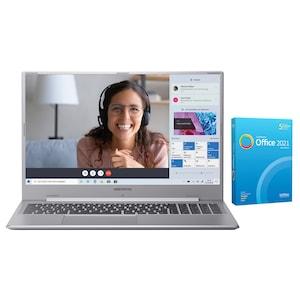 MEDION® AKOYA® P17609, Intel® Core™ i7-1165G7, Windows10Home, 43,9 cm (17,3) FHD Display, MX450, 512 GB SSD, 1,5 TB HDD, 16 GB RAM, Notebook, inkl. SoftMaker Office Standard 2021