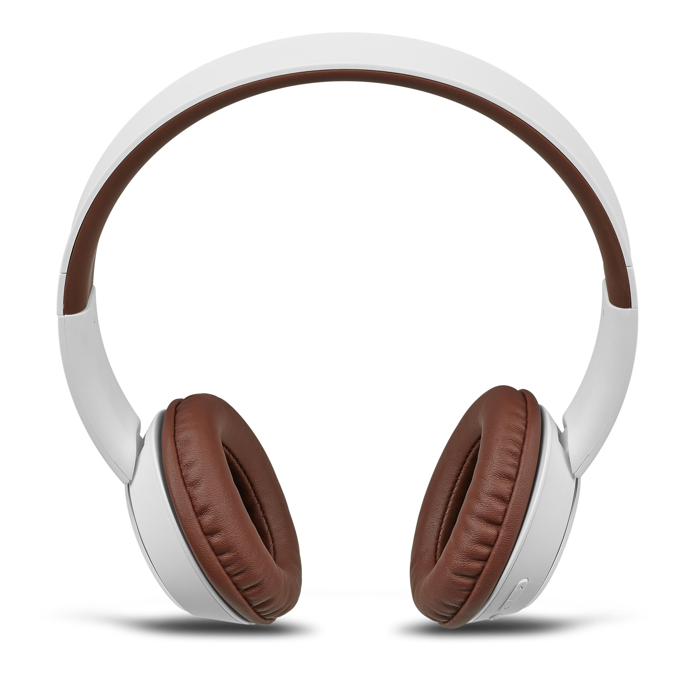 MEDION® LIFE® Casque E62380 | Bluetooth 3.0 | Fonction mains libres | 10 heures d'autonomie de la batterie | Coques d'oreilles rembourrées | Prise jack 3,5 mm