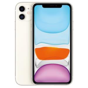 APPLE iPhone 11 64 GB, weiß