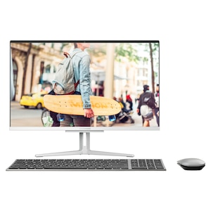 MEDION® AKOYA E23403 All-in One PC | Intel Core i5-1035G | Windows 10 Home | Intel Ultra HD | 23,8 inch Full HD | 8 GB RAM |  512 GB SSD