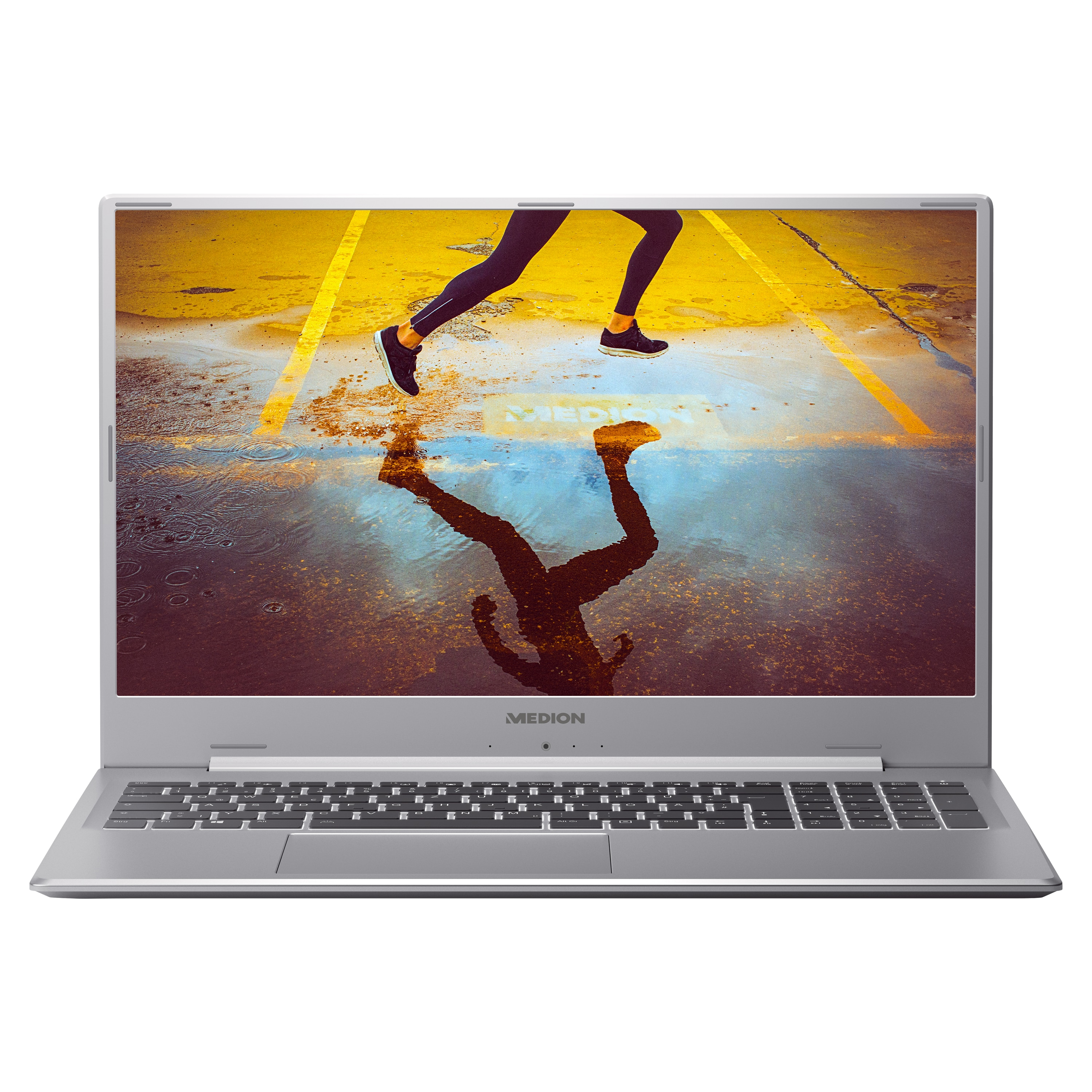 MEDION® AKOYA S17403 Performance laptop | Windows 10 Home | Ultra HD Graphics | 17,3 inch Full HD | 8 GB RAM | 512 GB SSD & SoftMaker Office Standard 2021
