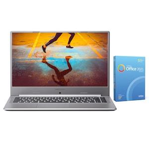 MEDION® BundelDEAL ! AKOYA S15447 Performance laptop | Intel Core i5 | Windows10Home | Ultra HD Graphics | 15,6'' inch Full HD | 8 GB RAM | 1000 GB HDD | 256 GB SSD & SoftMaker Office Standard 2021