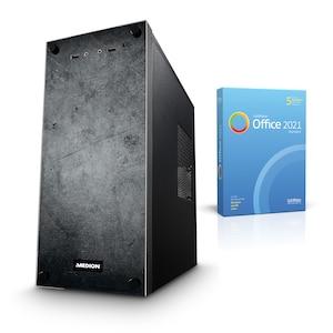 MEDION® AKOYA P66089 Performance PC | Intel Core i5 | Windows10Home | GTX 1650 | 16 GB RAM | 512 GB SSD & SoftMaker Office Standard 2021