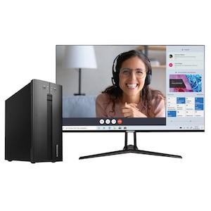 MEDION® BundleDeal ! AKOYA® E42019 Budget PC & P53290 31,5'' Monitor