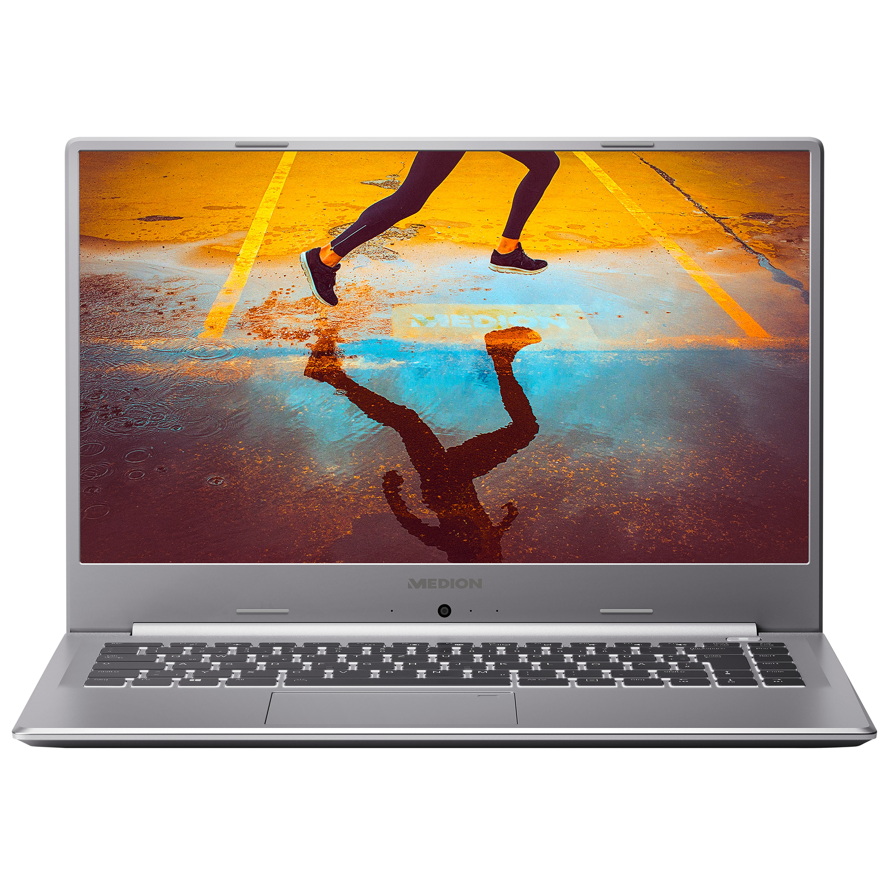 MEDION® AKOYA S15447 Portable Performance | Intel Core i5 | Windows 10 Famille | Ultra HD Graphics | 15,6 pouces Full HD | 8 Go RAM | 256 Go SSD
