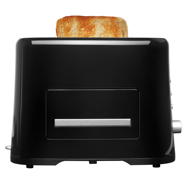 MEDION® Grille-pain double fente MD 16734 | 870W Puissance | Le réglage de la température