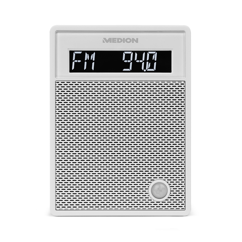 MEDION® LIFE P65702 Stopcontactradio | LCD-display | NFC | PLL-FM-radio | Handsfree-functie | USB