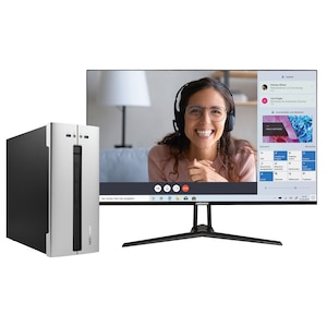 MEDION® BundleDeal ! AKOYA® E62028 Multimedia PC & P53290 31,5'' Monitor