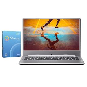 MEDION® BundelDEAL ! AKOYA S15447 Performance laptop | Intel Core i7 | Windows10Home | Ultra HD Graphics | 15,6 inch Full HD | 16 GB RAM | 512 GB SSD & SoftMaker Office Standard 2021