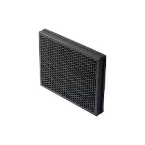 MEDION® Filtre purificateur d'air 3 en 1 MD 10378, composé d'une grille de préfiltre, d'un filtre HEPA (H13) et d'un filtre à charbon actif