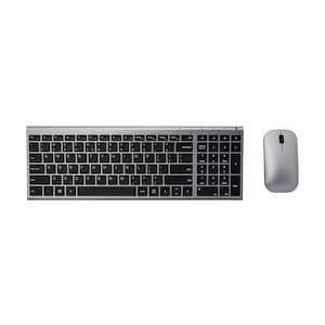 MEDION® BOW 800 Ensemble clavier & souris sans fil design | AZERTY
