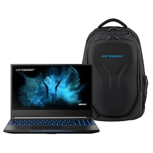 MEDION® Offre combinée ! ERAZER® Guardian X10  | Intel Core i7 | Windows 10 Famille | GeForce RTX 2070 Super | 15,6 inch Full HD | 16 Go RAM | 1 To SSD & X89044 Sac à dos