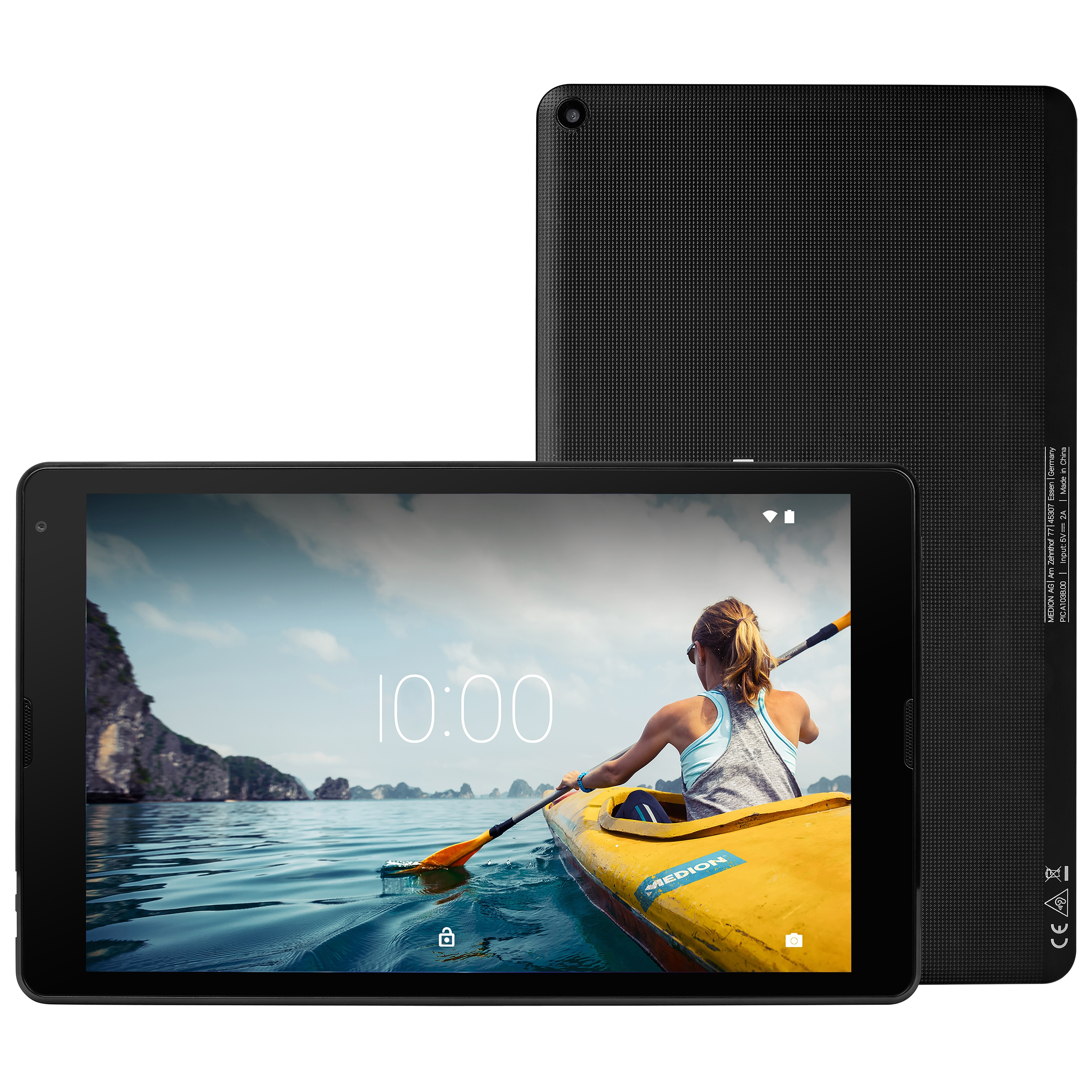 MEDION LIFETAB E10420 | 10,1 inch | HD | 32 GB Opslag | Android 10
