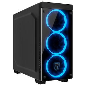 MEDION® ERAZER Surgeon P10 Gaming PC | Intel Core i7 | Windows 10 Home | GeForce RTX 2060 | 16 GB RAM | 512 GB SSD | 1 TB HDD