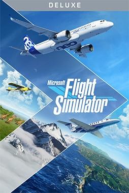 Produkt Flight Simulator Deluxe