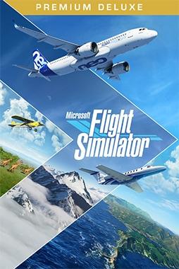 Produkt Flight Simulator Deluxe Premium