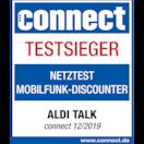 ALDI TALK ist Testsieger beim connect Netztest